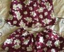Ночнушка спальное белье комплект пижама