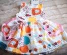 Платье Burlesco Italy 86-98 р