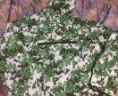 Камуфляжный Анорак