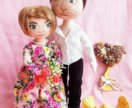 Авторские куклы (под заказ)