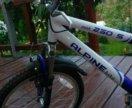 Велосипед Alpine bike 250 S колеса 20''