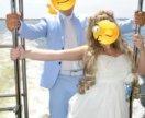 Счастливые свадебные нарЯды)