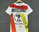 Moschino футболка женская один размер новая