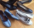 Туфли, тапочки, балетки 36размера
