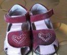 Туфли детские17 размер