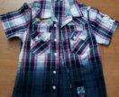 Рубашка, 4-5 лет,новая