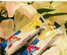Батончики с белым шоколадом