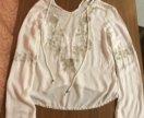 Воздушная летняя блузка