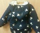 Куртка, р.1-2 годика
