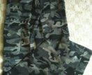 Военные штаны вельвет
