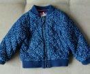 Куртка для девочки р. 80-86 мазекея