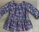 Платье ZARA 9-11 месяцев