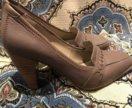 Новые кожаные туфли Tomas Munz