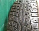 Резина зимняя Michelin X-ice North 215/65 R16 шипы