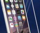 Защитное стекло айфон 7 плюс 3D белое