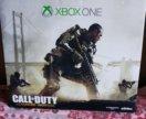 Xbox one 1тб лимитированый выпуск Call of Duty