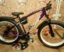 Новый велосипед фэтбайк 24 скорости+аксессуары