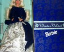 Новая коллекционная кукла Барби Winter Velvet.