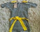Туника-платье. Рост 122