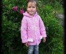 Пальто кардиган для девочки 104-116 новое