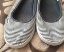 Балетки обувь Lacoste