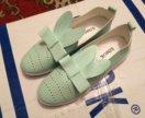 Обувь зайцы, новые