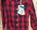 Новая Рубашка 86 размер