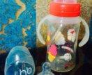 Новая бутылочка Happy baby