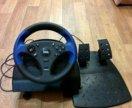 Продам игровой руль в отличном состоянии