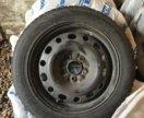 Зимние колёса R16 от Мазда 3