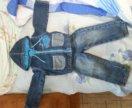 Джинсы и джинсовка