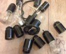 12 патронов + лампы накаливания