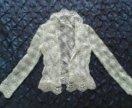 Кружевной пиджачок