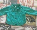 Джинсовая курточка р 74-80