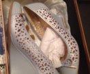 Обувь Карло позалини размер 37 Новая