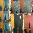7 пар джинсов, брюк и шорты в подарок