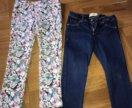 Брюки и джинсы 104-110