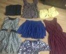 Платье, шорты ,юбка ,корсет