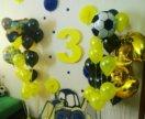 декор для дня рождения мальчика