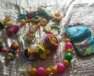 Пакет игрушек-погремушек