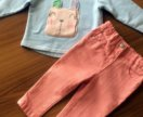 Свитер и джинсы 74-80 на 1,5г