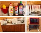 Набор Мебели, аксессуаров и техники для кухни