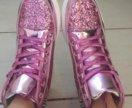 Новые кеды кроссовки