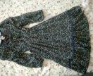 Платье летнее,шёлк 42