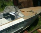 Продажа лодки с мотором