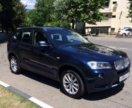 Продам шустрый авто BMW X3 дизель 3л. 249 лс