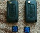 Продам выкидной-откидной ключ на Пежо Pegeot
