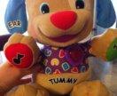 Развивающая игрушка Учёный щенок от fisher price