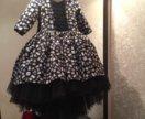 Платье 117см
