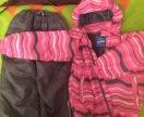 Куртка и штаны демисезонные 104